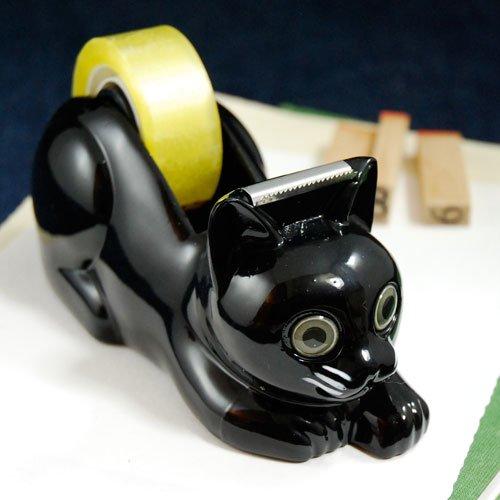 ネコのテープディスペンサー