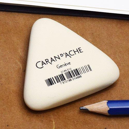 CARAN D'ACHE カランダッシュ 三角形消しゴム