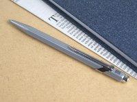 Caran D'ache カランダッシュ 849 コレクション  ボールペン シルバー NF0849-005