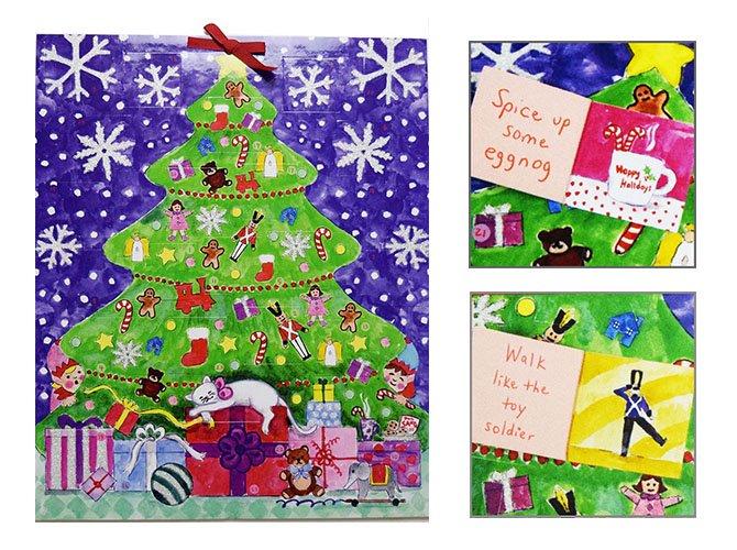 【送料無料】GALISON クリスマス アドベントカレンダー