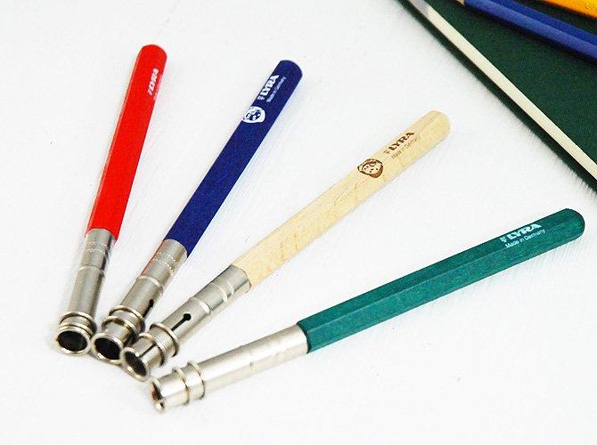 LYRA リラ 木製鉛筆ホルダー