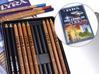 LYRA リラ ミレニアム 限定 色鉛筆セット