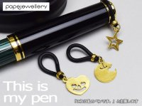 【papejewellery パペジュリー】 ペンリング This is my pen / Sis.