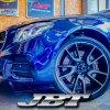 JBTブレーキキャリパー6POT(RS6P)+2ピース380mmスリットローター+ブラケット+パッド+ブレーキホース:フロントフルセット:全8色