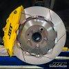 TOYOTAハイエースブレーキ強化200系:JBTブレーキキャリパー4POT(SP4P)+2ピース330mmスリットローター+ブラケット+パッド+ブレーキホース:フロントフルセット:全8色!