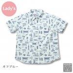 D.ブレーシングヨット(レギュラーカラー)【Lady's】
