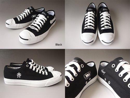 CONVERSE× REVOLLA スニーカー