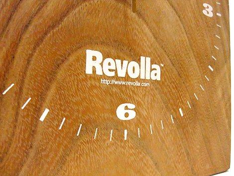 REVOLLA レボラ 壁掛け時計