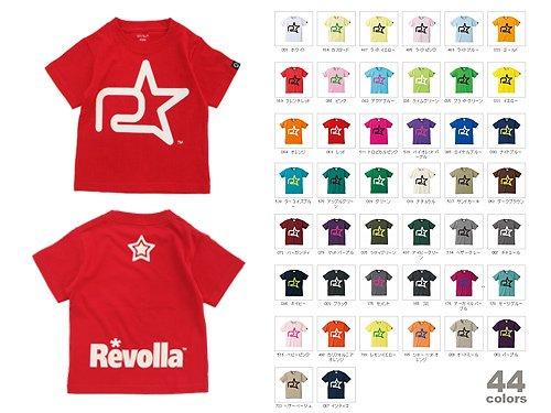 REVOLLA お名前入りキッズTシャツ タンクトップ
