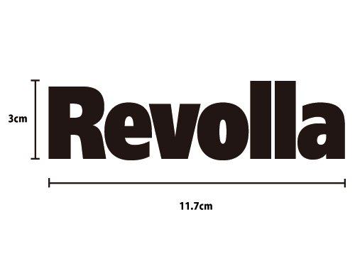 REVOLLA ステッカー