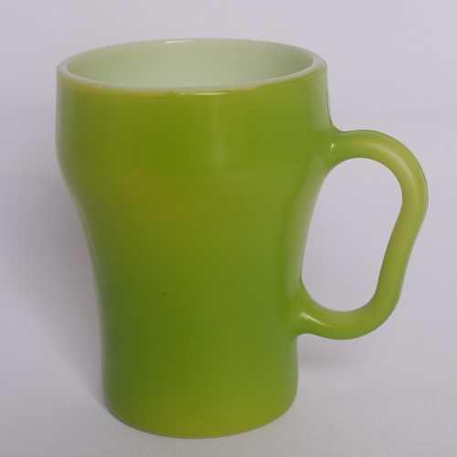 ソーダマグ 黄緑