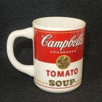 キャンベル TOMATOスープ マグ