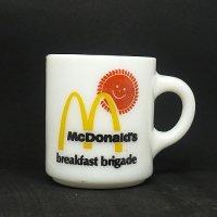 マクドナルドbreakfast