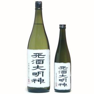 丹波(たにわ)の酒 純米吟醸 天酒大明神