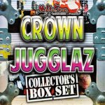 <img class='new_mark_img1' src='//img.shop-pro.jp/img/new/icons59.gif' style='border:none;display:inline;margin:0px;padding:0px;width:auto;' /> (9CD) MIGHTY CROWN presents CROWN JUGGLAZ-Collector's Box Set-  / MIGHTY CROWN