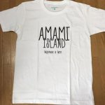 [クロネコDM便対応]TREASUREBOX-MUZIK AMAMI ISLAND HAPPINESS TEE (WHT)