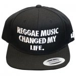 (SELECT ITEM) CHANGED MY LIFE LOGO CAP / LIFE dsgn