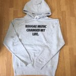 (残り1点/SELECT ITEM) CHANGED MY LIFE LOGO HOODIE / LIFEdsgn