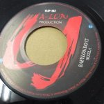 ◆DEADSTOCK◆ BABYLON DO IT /VERSION - SIZZLA(YA-LOW)
