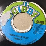 THREE PIECE SUIT / VERSION - TRINITY   (JOE GIBBS)