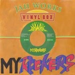 <img class='new_mark_img1' src='https://img.shop-pro.jp/img/new/icons5.gif' style='border:none;display:inline;margin:0px;padding:0px;width:auto;' />JAH WORKS VINYL BOX -My Rockers- / JAH WORKS