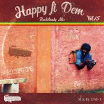 HAPPY FI DEM Vol.15 - Rocksteady Mix - / UNI-T from HUMAN CREST ヒューマンクレスト