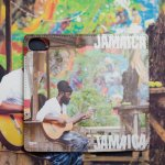 RASTAMAN VIBRATION iPhone case / JUNYA S-STEADY