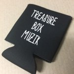 ●メール便OK● TREASUREBOX-MUZIK ORIGINAL クージー (BLK/WHT)
