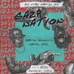 ●2CD● MEDZ presents「Gaza Nation」 -All VYBZ KARTEL Mix- / Mixed by Bad Gyal Marie