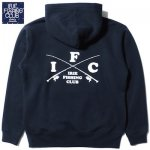 IRIE FISHING CLUB (IRIE LIFE) I.F.C CROSS ROD HOODIE