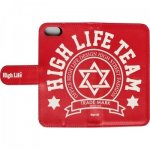 HighLife ハイライフ HighLife TEAM I-Phone Cover - Red -