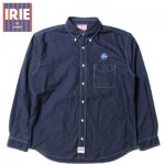 [SALE 50%OFF!!] IRIE BY LIFE アイリーバイアイリーライフ IRIE SPACE B.D SHIRT