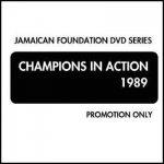 (DVD-R) CHAMPIONS IN ACTION 1989