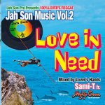 <img class='new_mark_img1' src='//img.shop-pro.jp/img/new/icons59.gif' style='border:none;display:inline;margin:0px;padding:0px;width:auto;' />[DEADSTOCK 2CD] JAH SON MUSIC vol.2 - LOVE IN NEED/SAMI-T from MIGHTYCROWN