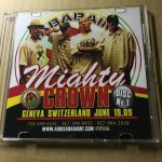 [USED LIVE-2CD] Mighty Crown in GENEVA SWITZERLAND/ MIGHTY CROWN マイティクラウン