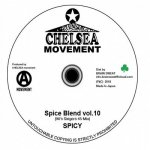Spice Blend vol. 10 90's Singers 45 Mix / Spicy of Chelsea Movement