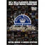 (STREET DVD) ROYAL HOUSE CLASSICS MIX 80〜90's CLASSICS REGGAE NONSTOP MUSIC VIDEO MIX-DVD