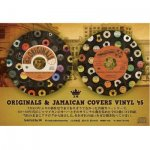 ■2CD■ ORIGINALS & JAMAICAN COVERS VINYL 45 / 3M