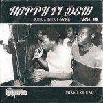 HAPPT FI DEM Vol.19 -RUB A DUB LOVER- / DJ UNI fr HUMAN CREST ヒューマンクレスト