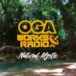 OGA WORKS RADIO MIX VOL.12 - NATURAL MYSTIC - / OGA from JAHWORKS ジャーワークス