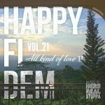 Happy Fi Dem vol.21- All kind of love � - / HERO REALSTEPPA rep HUMAN CREST