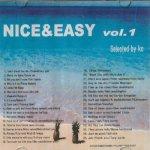 NICE&EASY vol,1/KC from CHOMORANMA