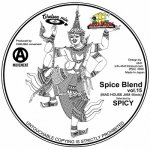 ■取扱店舗限定■Spice Blend vol. 15 MAD HOUSE JAM 45 MIX / Spicy of Chelsea Movement