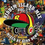 <img class='new_mark_img1' src='https://img.shop-pro.jp/img/new/icons59.gif' style='border:none;display:inline;margin:0px;padding:0px;width:auto;' />[USED] RIDDIM ISLAND MIX VOL.2 / BURN DOWN バーンダウン