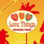 <img class='new_mark_img1' src='https://img.shop-pro.jp/img/new/icons59.gif' style='border:none;display:inline;margin:0px;padding:0px;width:auto;' />[USED] LOVE THINGS / ROCKERS TRAIN