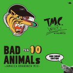 <img class='new_mark_img1' src='https://img.shop-pro.jp/img/new/icons5.gif' style='border:none;display:inline;margin:0px;padding:0px;width:auto;' />BAD ANIMALS 10 JAMAICA BRAND NEW MIX -ONE DROP EDITION- / TURTLE MAN's CLUB
