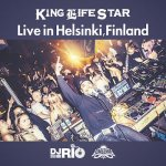 <img class='new_mark_img1' src='https://img.shop-pro.jp/img/new/icons59.gif' style='border:none;display:inline;margin:0px;padding:0px;width:auto;' />King Life Star Live In Helsinki, Finland / King Life Star キングライフスター