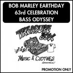 <img class='new_mark_img1' src='https://img.shop-pro.jp/img/new/icons5.gif' style='border:none;display:inline;margin:0px;padding:0px;width:auto;' />BOB MARLEY EARTHDAY 63rd CELEBRATION / BASS ODYSSEY