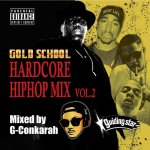 <img class='new_mark_img1' src='https://img.shop-pro.jp/img/new/icons5.gif' style='border:none;display:inline;margin:0px;padding:0px;width:auto;' />GOLD SCHOOL HARDCORE HIPHOP MIX VOL.2 / G-Conkarah of Guiding Star