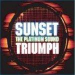 [DEADSTOCK・新品] TRIUMPH / SUNSET the platinum sound